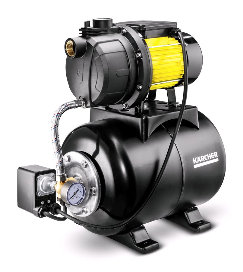 Станция домового водоснабжения с гидробаком Karcher BP 5 Home